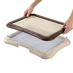 Mesh Puppy Training Tray